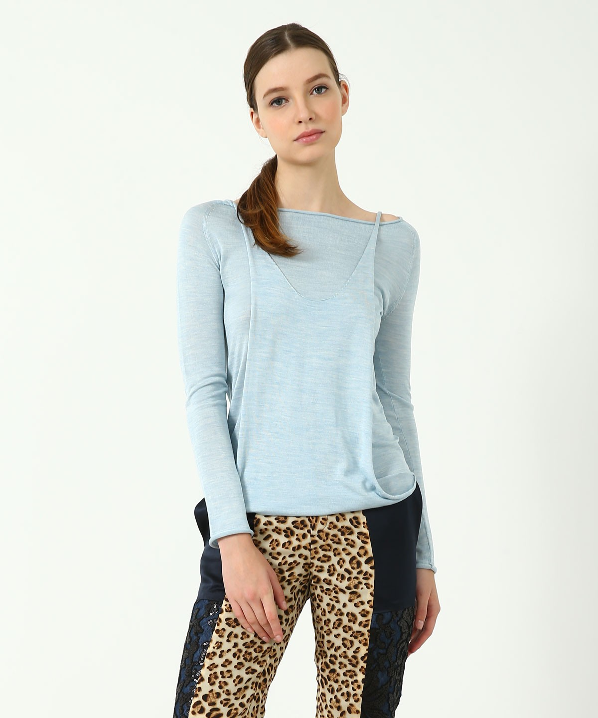 Tobby Luxe Silk Top
