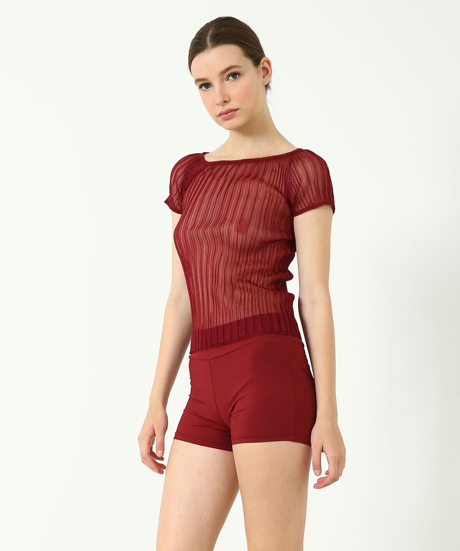Rainbow Short-sleeved Top