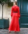 Mary Silk Dress