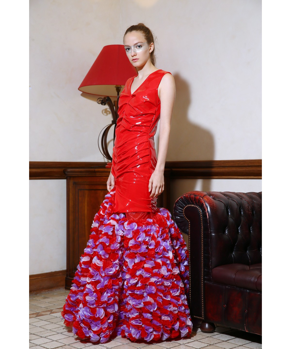 The Passion Gown