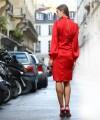 The Love Silk Dress